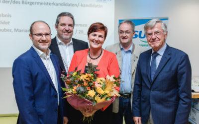 CSU nominiert Marianne Hellhuber