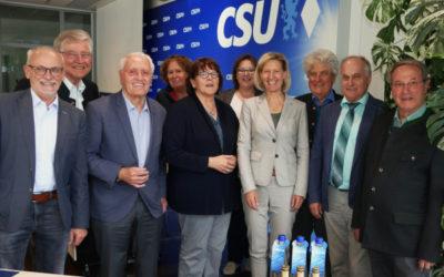 Geschützt: Senioren-Union trifft Angelika Niebler – Für Europa kämpfen