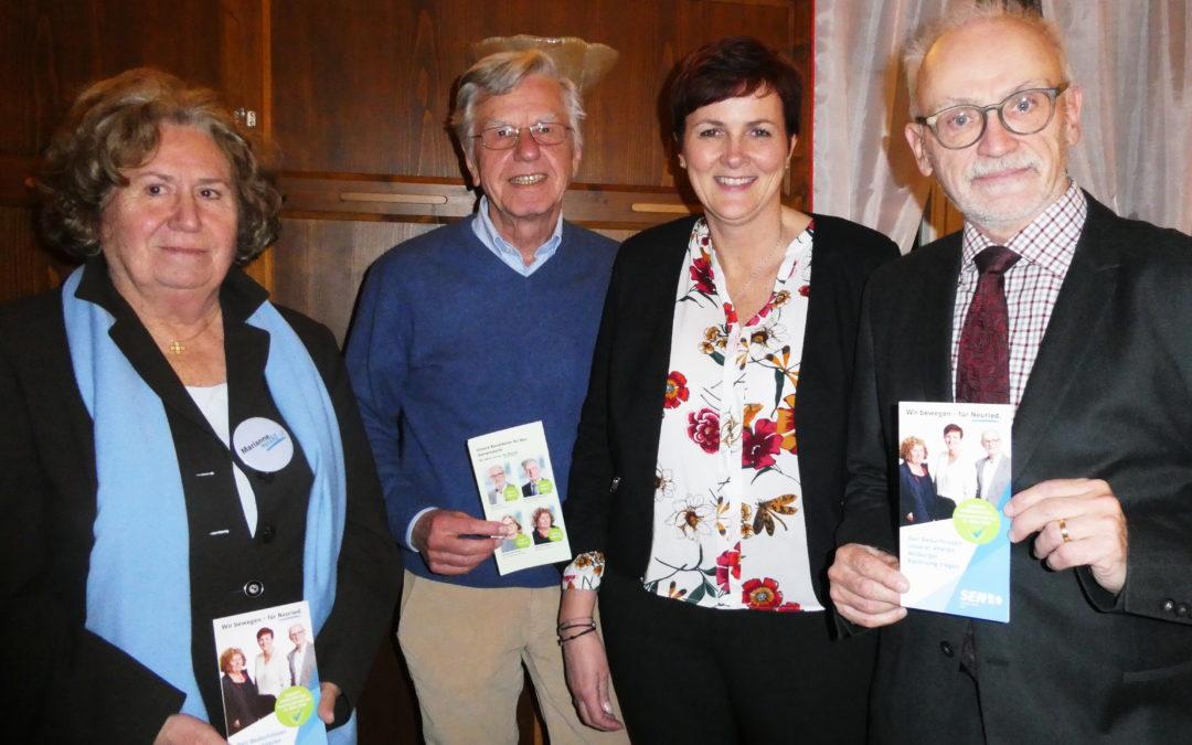 Dialogveranstaltung der Senioren-Union Neuried