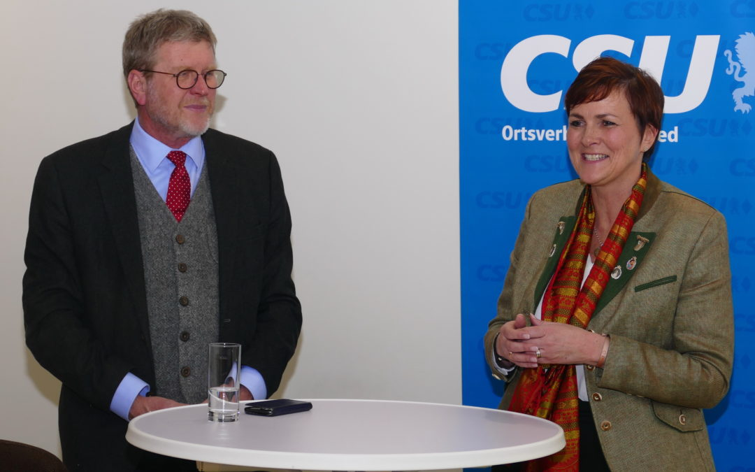 Themenstammtisch Nachhaltigkeit der CSU Neuried